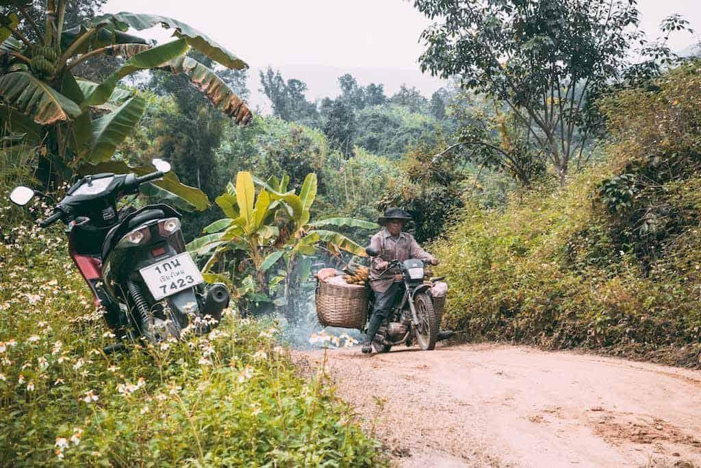 Pai Motorbike Thailand
