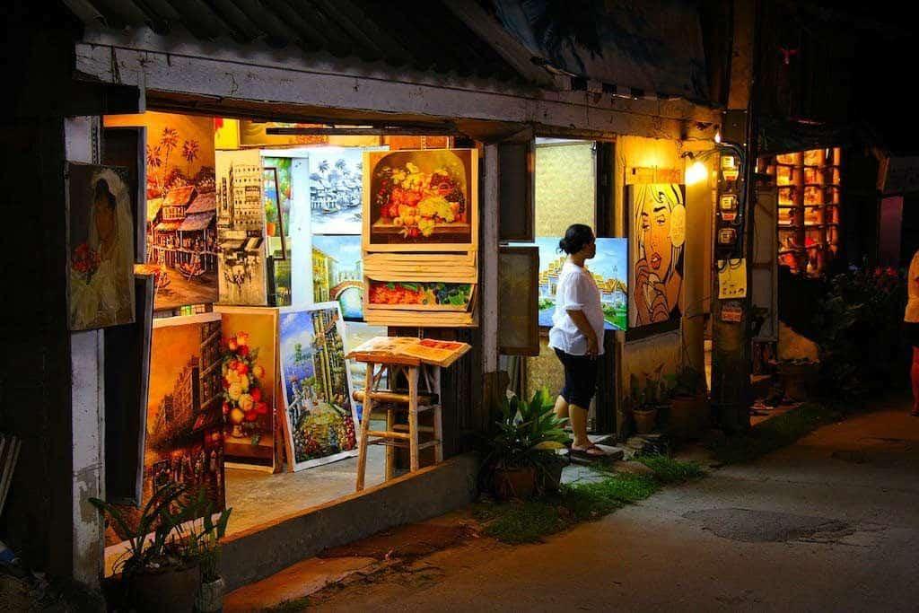 Street Market Koh Samui