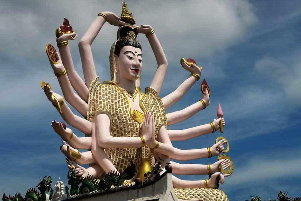 Wat Plai Laem, Things To Do In Koh Samui
