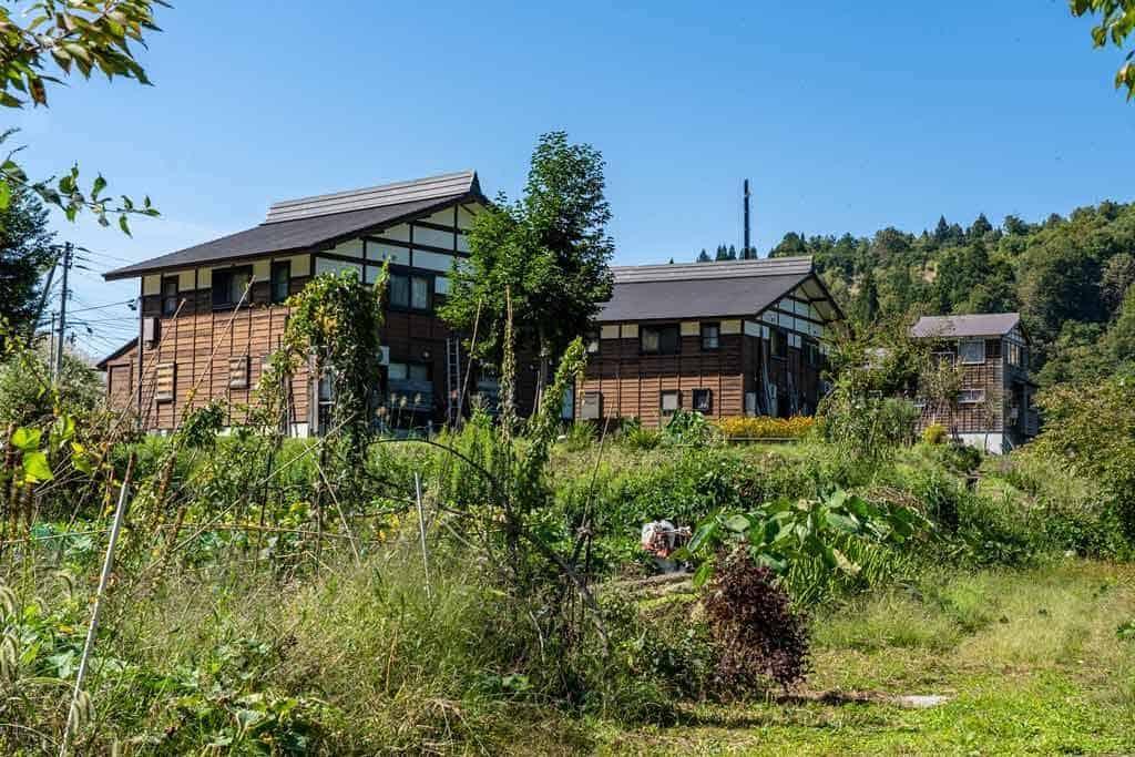 Yamakoshi Nagaoka Houses