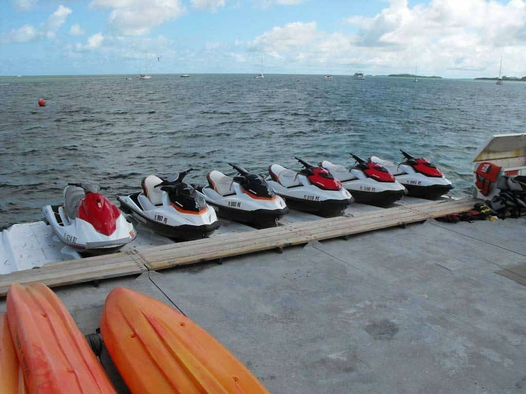 Jet Skis And Kayaks Key West