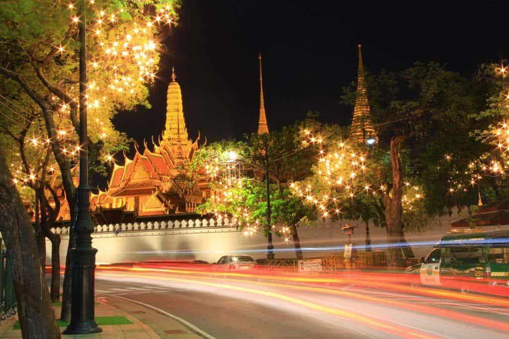 Wat Phra Kaew Bangkok Itinerary