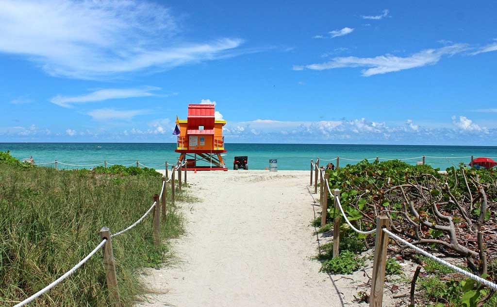 Miami Has Tons Of Great Beaches From Which To Choose