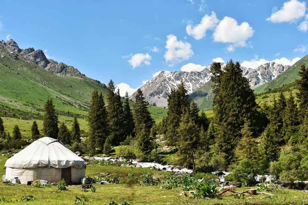 Eki Chat Yurt Camp Jyrgalan