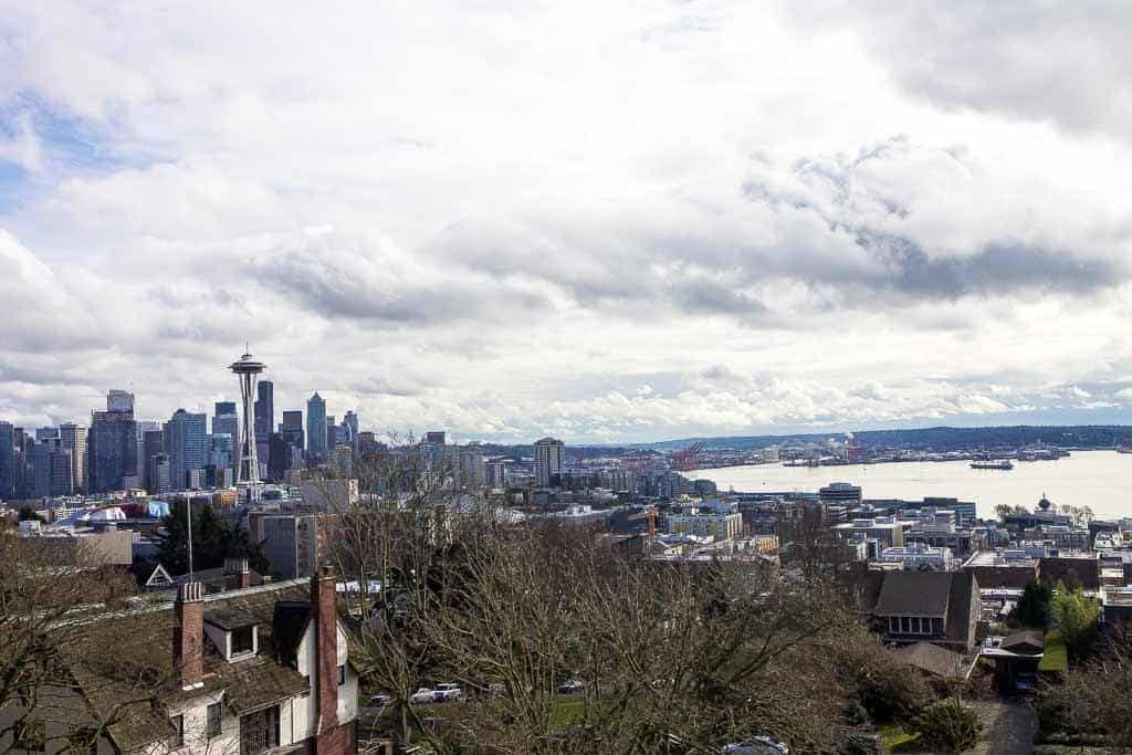 Kerry Park Seattle SKyline