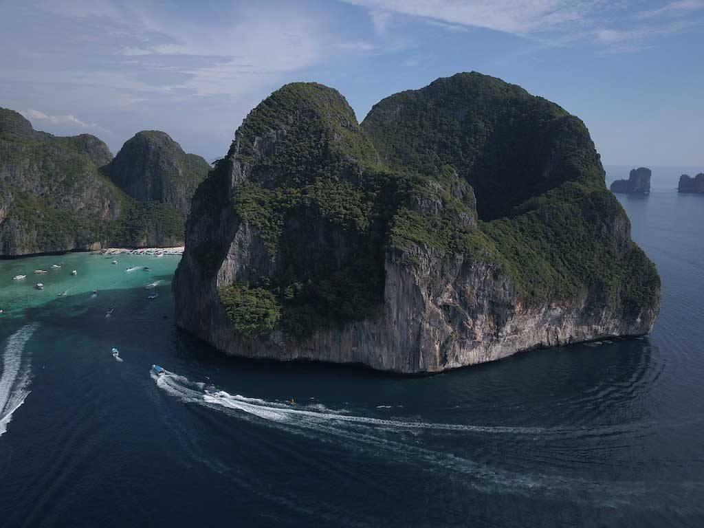Maya Bay Phi Phi Islands