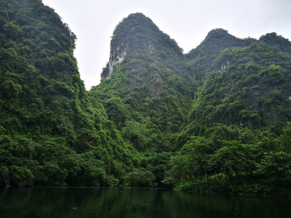Tam Coc Is Considered The Inland Version Of Halong Bay.