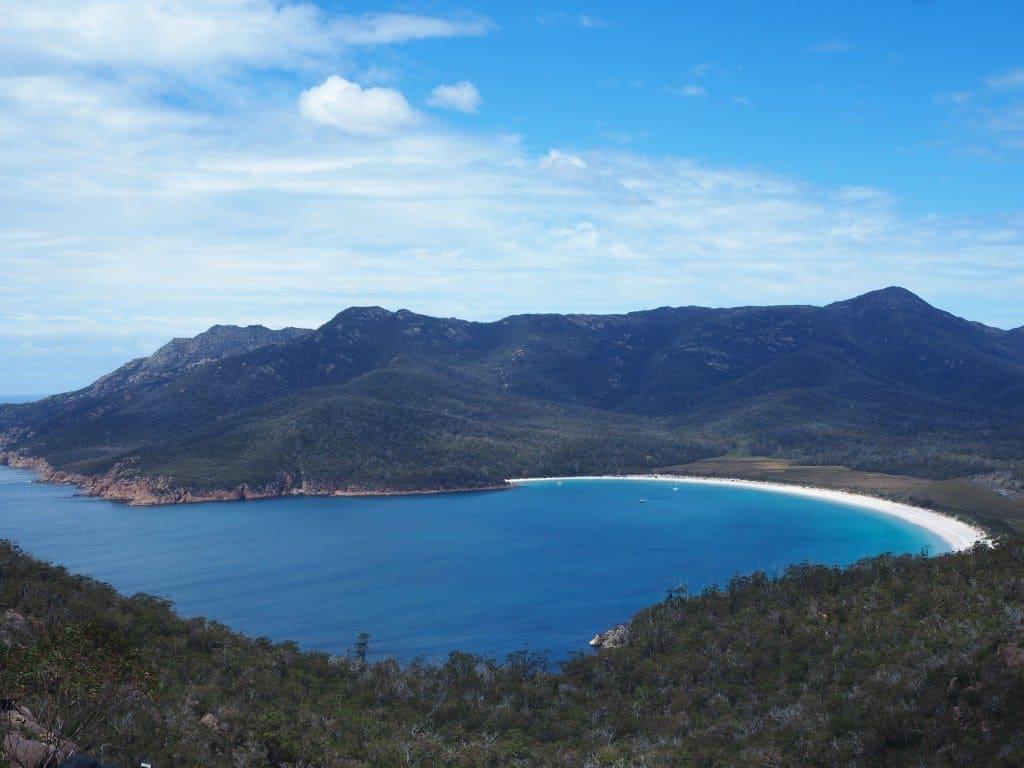 Wineglas Bay Freycinet Tasmania