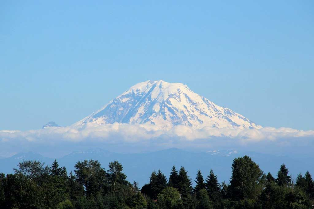 Mount Rainier Seattle Itinerary