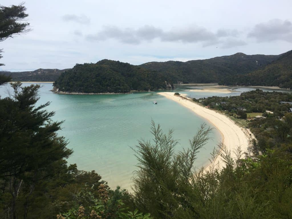 Abel-Tasman National Park