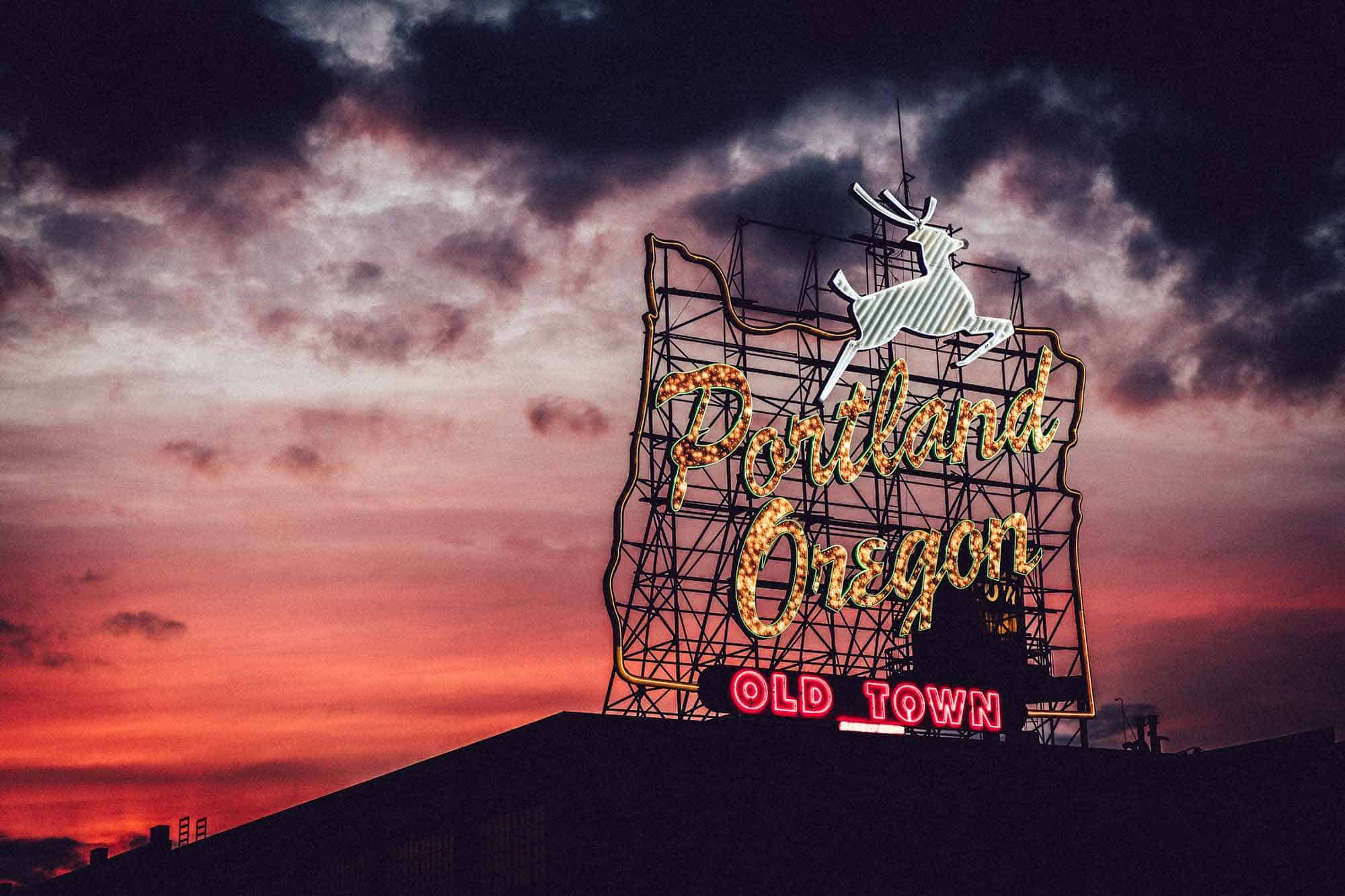 3 Days In Portland Itinerary