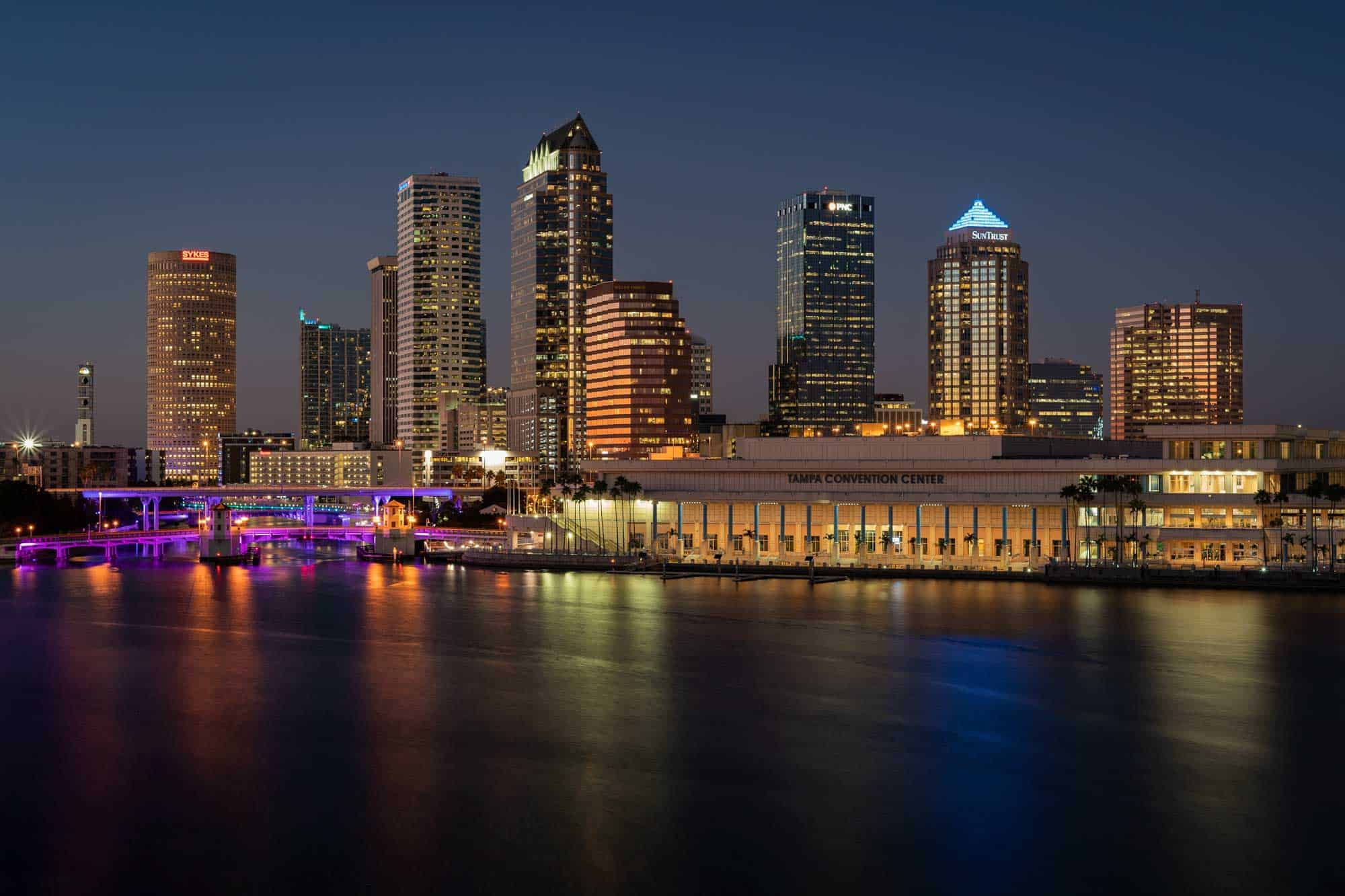 Tampa Itinerary