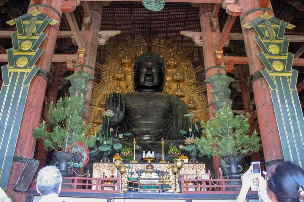 Great Buddha In Nara