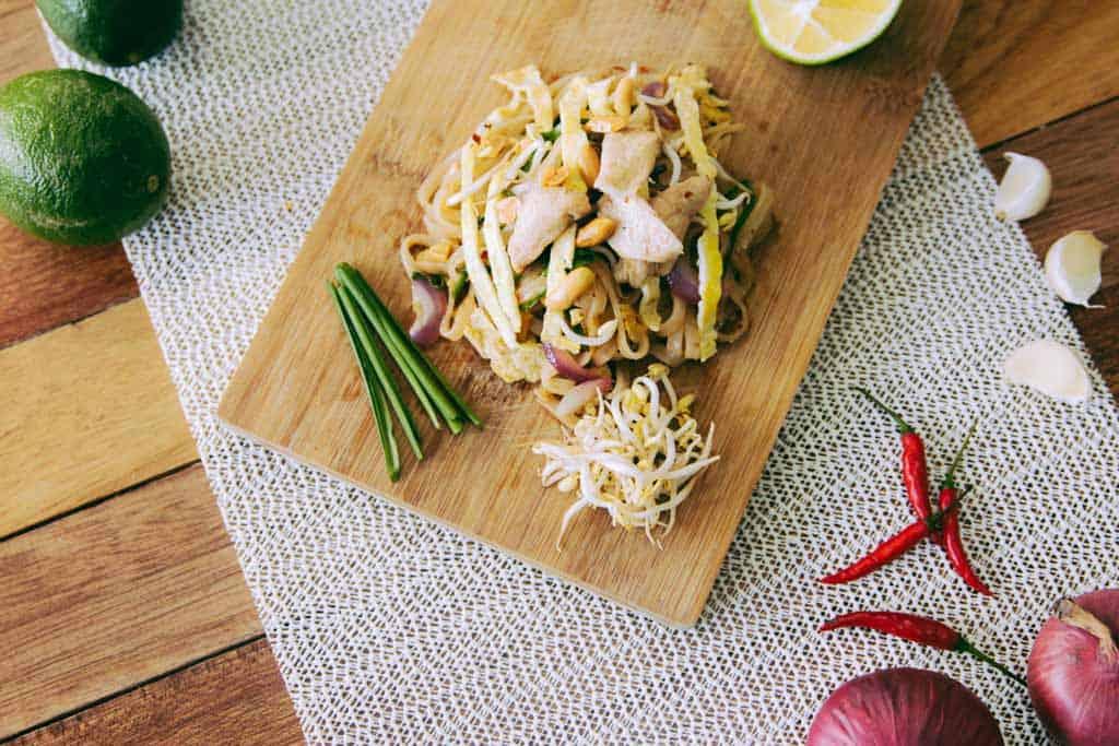 Pad Thai Always Tastes Better In Thailand!