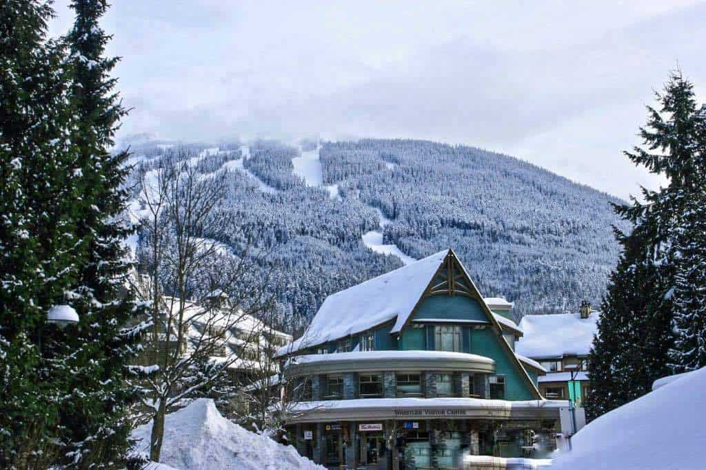 Whistler Day Trips From Vancouver