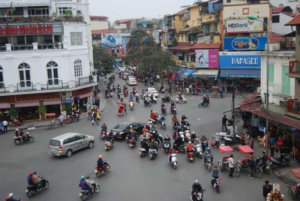 3 Days In Hanoi Itinerary