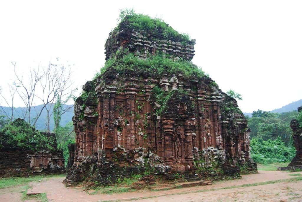 Temples of My Son near Hoi An