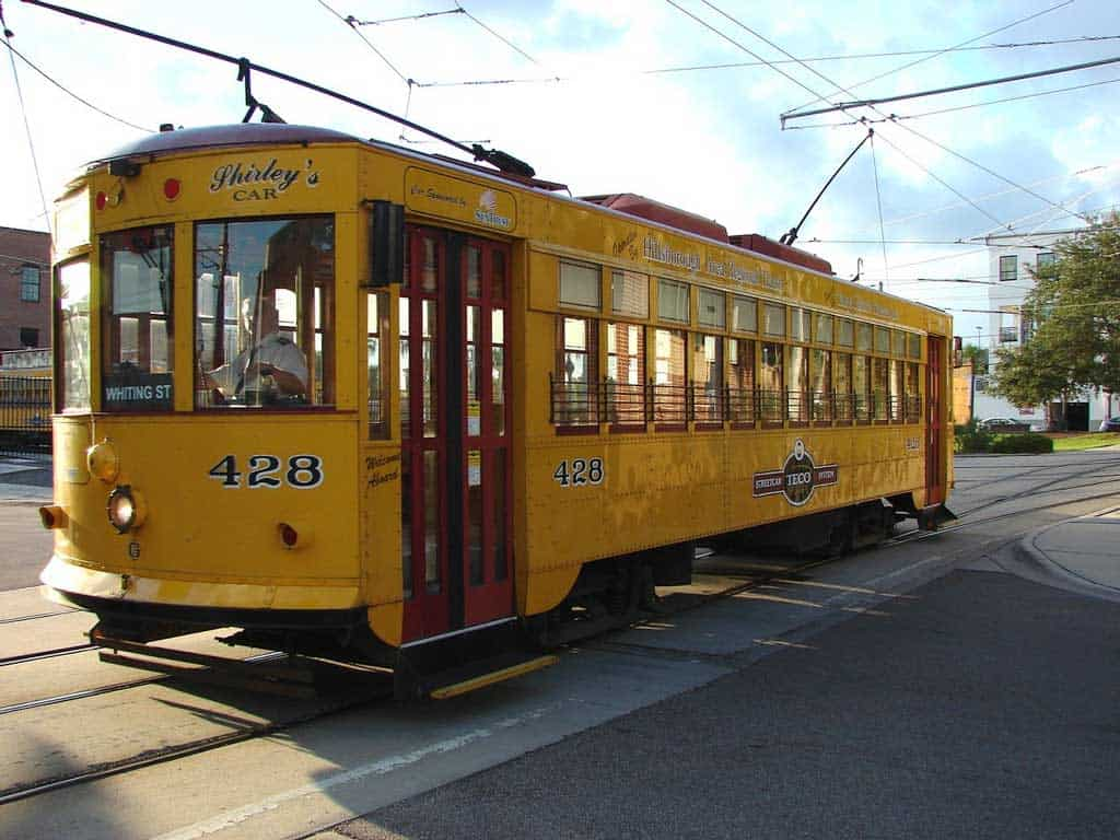 Ybor City Streetcar
