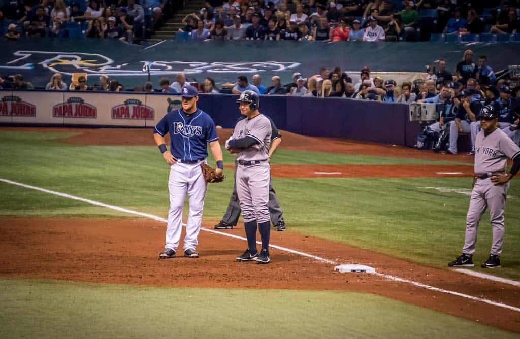 Tampa Baseball Game