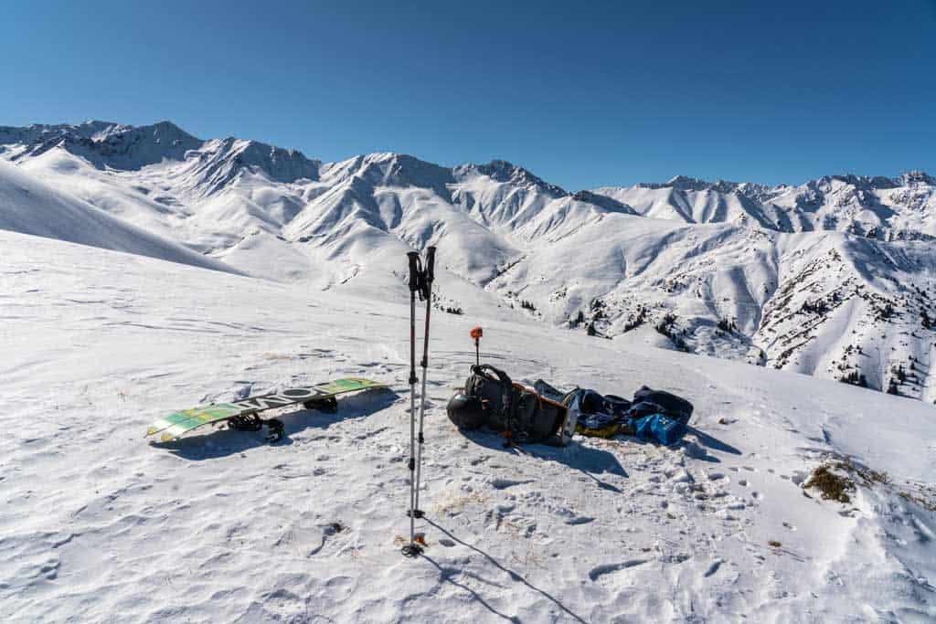 Kyrgyzstan Backcountry