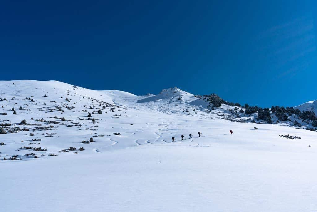 Ski Touring Boz Uchuk