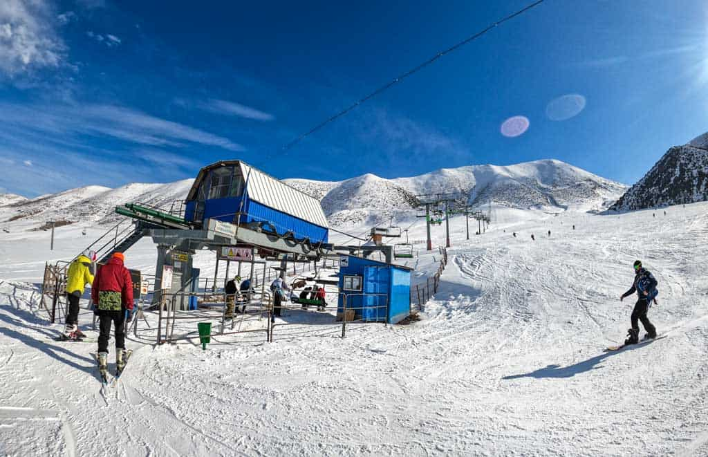 Chunkurchak Ski Resort