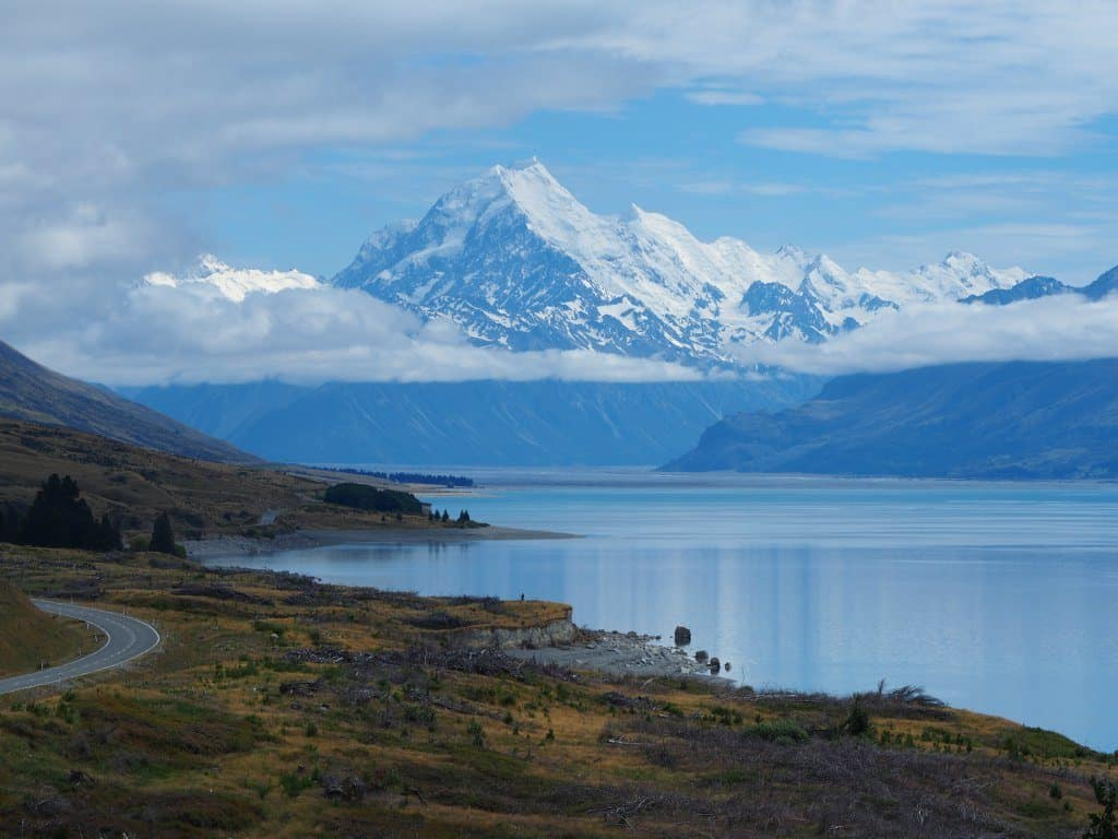 Views Of Mount Cook