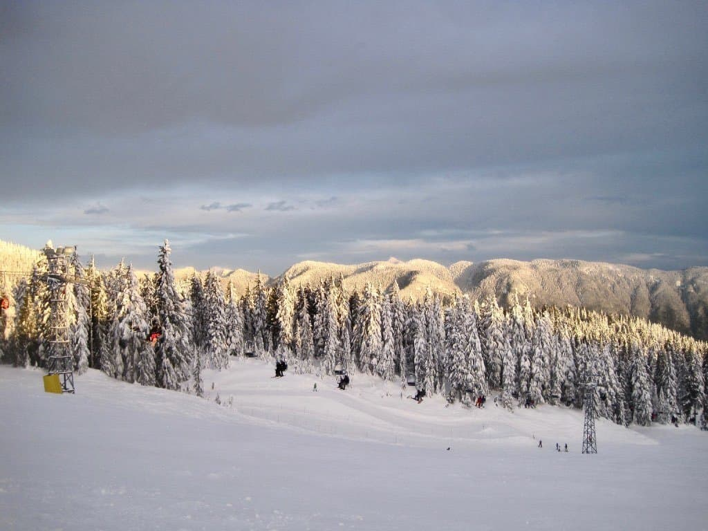 Mt Seymour 3 Days In Vancouver