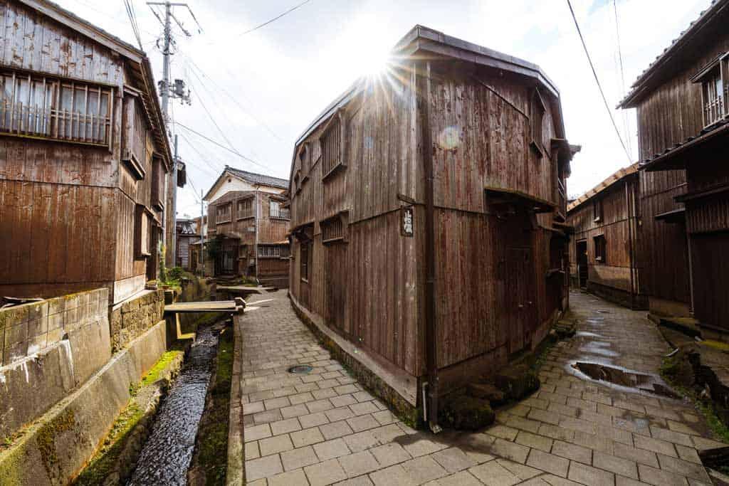 Ogi Town Sado