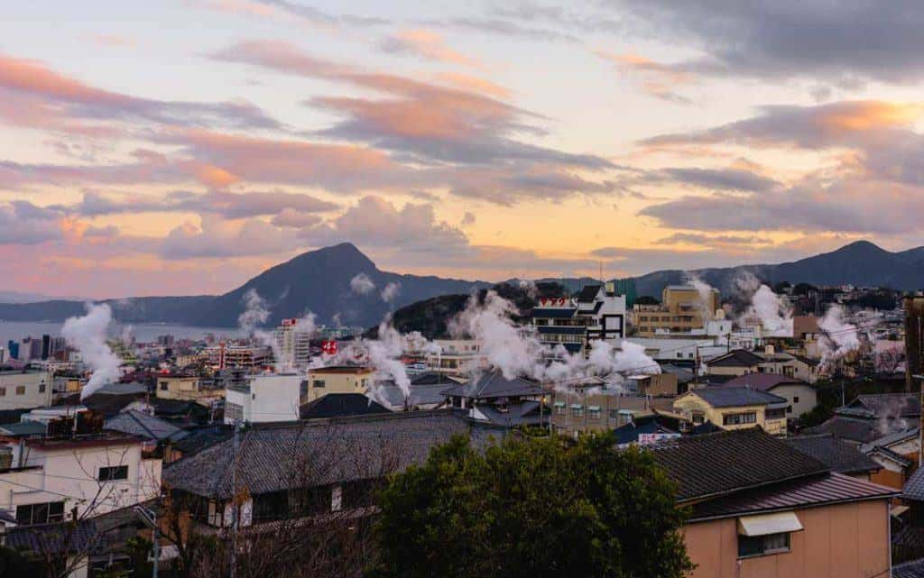 Oita Prefecture Japan Travel Guide