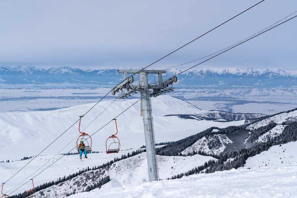 Karakol Ski Resort