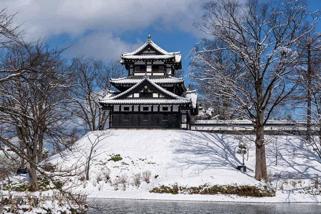 Takado Castle Joetsu