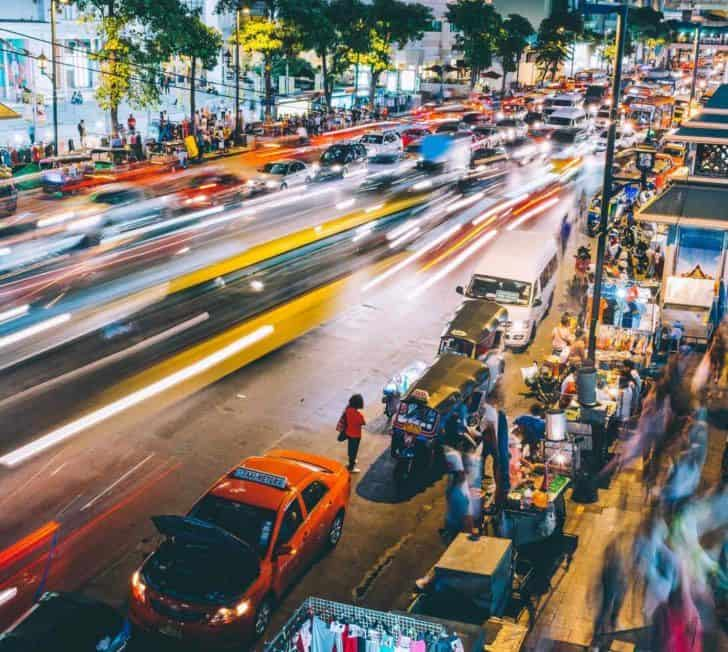 Transportation in Thailand (2020 Guide)