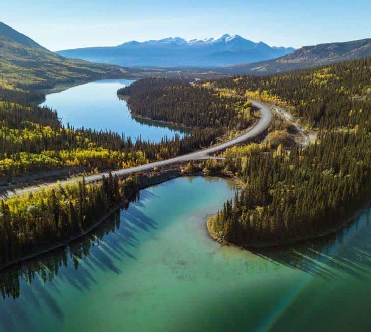 The Golden Circle Route – An Epic Yukon Road Trip Itinerary