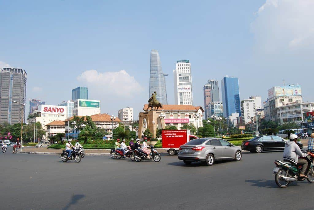 Ho Chi Minh City Itinerary Traffic