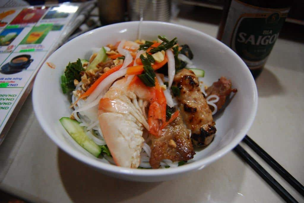 Local Food In Hcmc