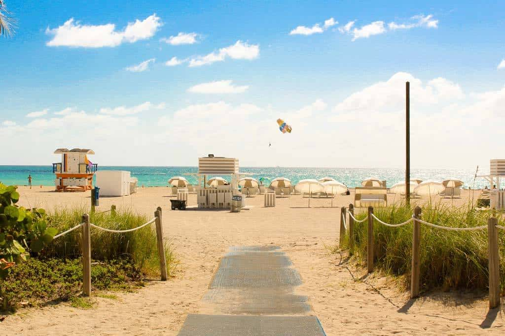 Florida Road Trip Itinerary Miami Beach