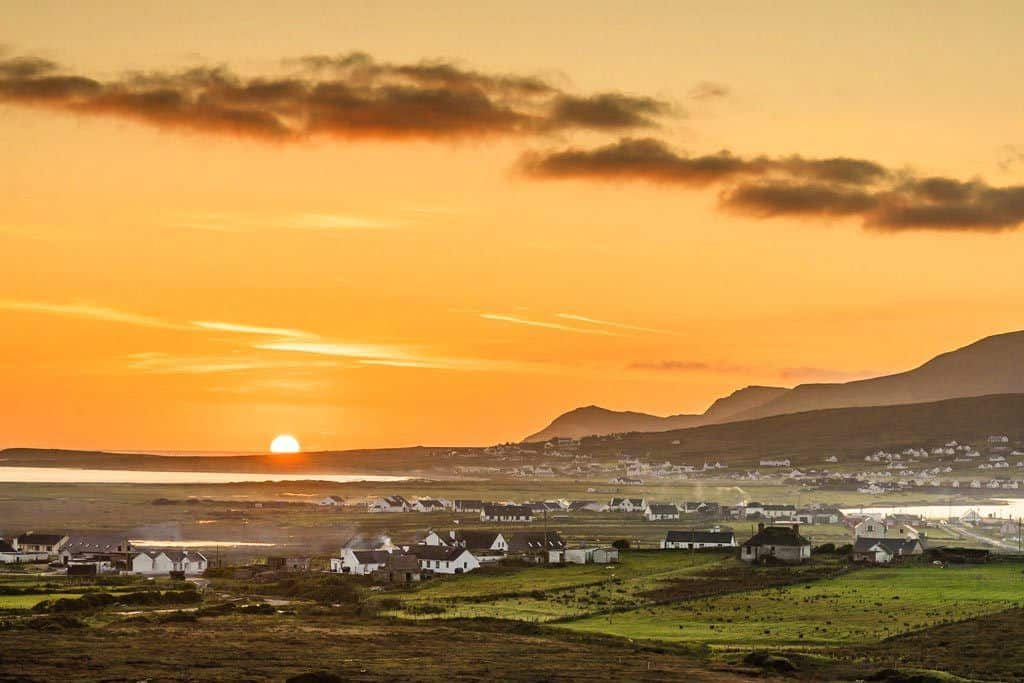 Golden Hour Ireland
