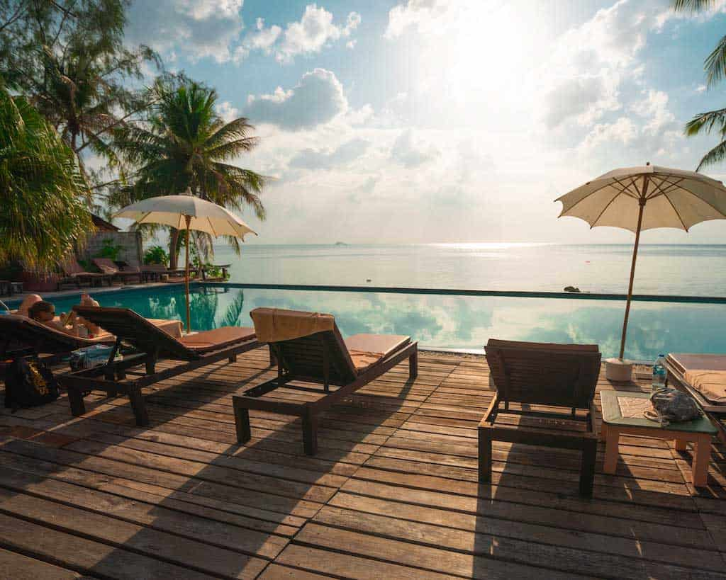 Koh Phangan Hotel Views