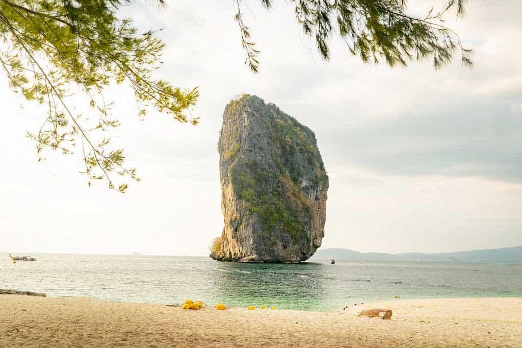 Ma Tang Ming Island in Krabi