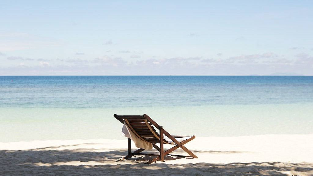 Beachtime Chair View