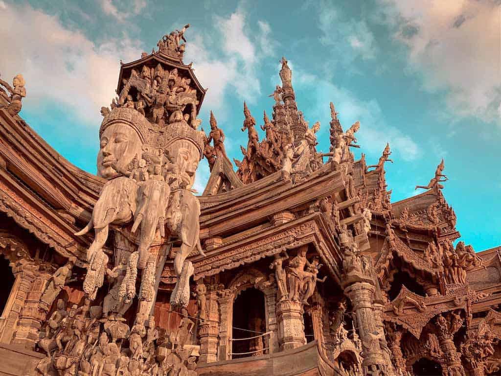 Pattaya Temples