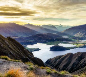 Roys Peak New Zealand Itinerary