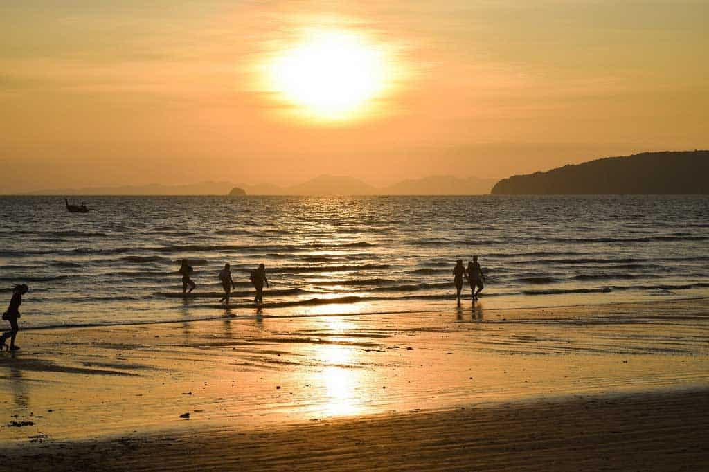 Ao Nang Beach!