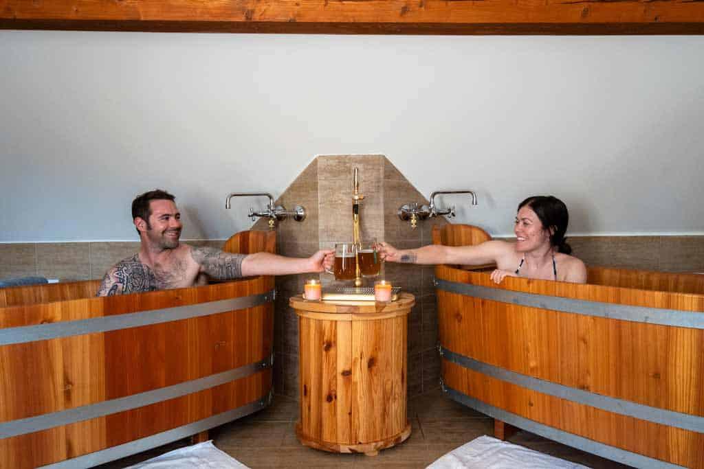 Us Czech Beer Bath