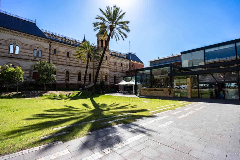 South Australia Museum Adelaide