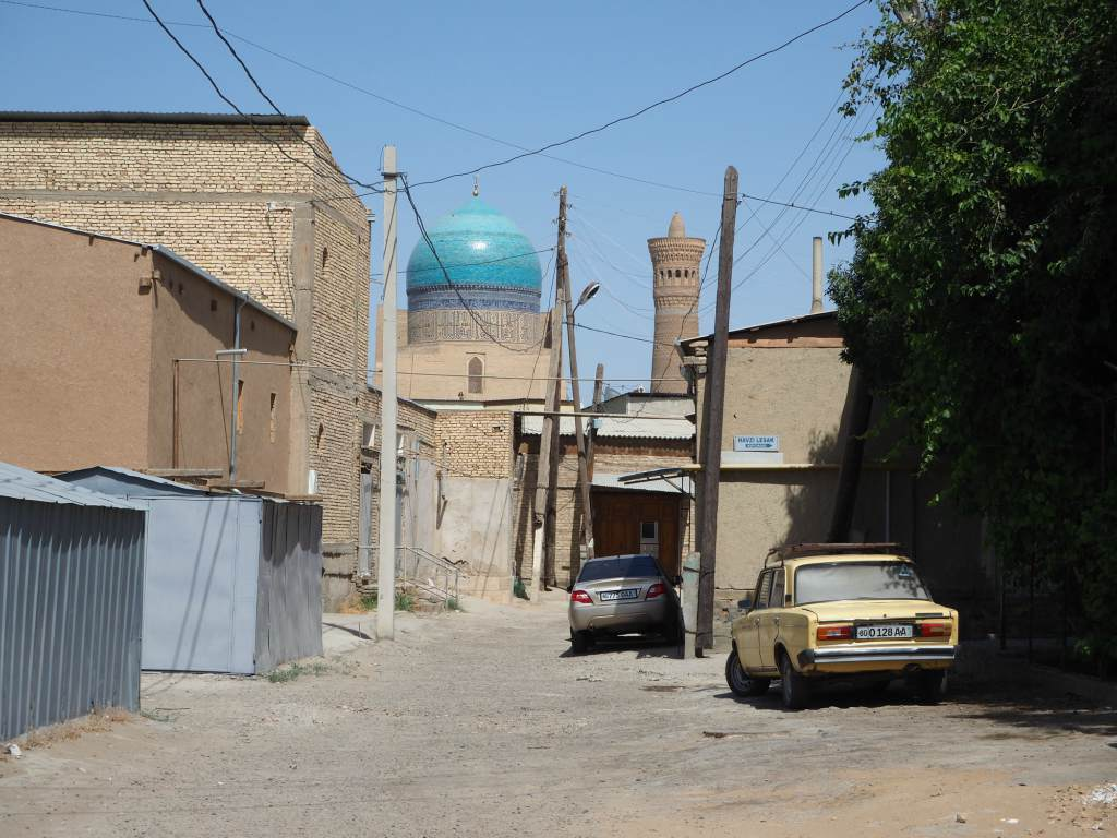 Backstreets Of Bukhara