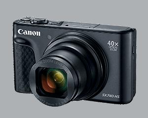 Canon Sx740Hs
