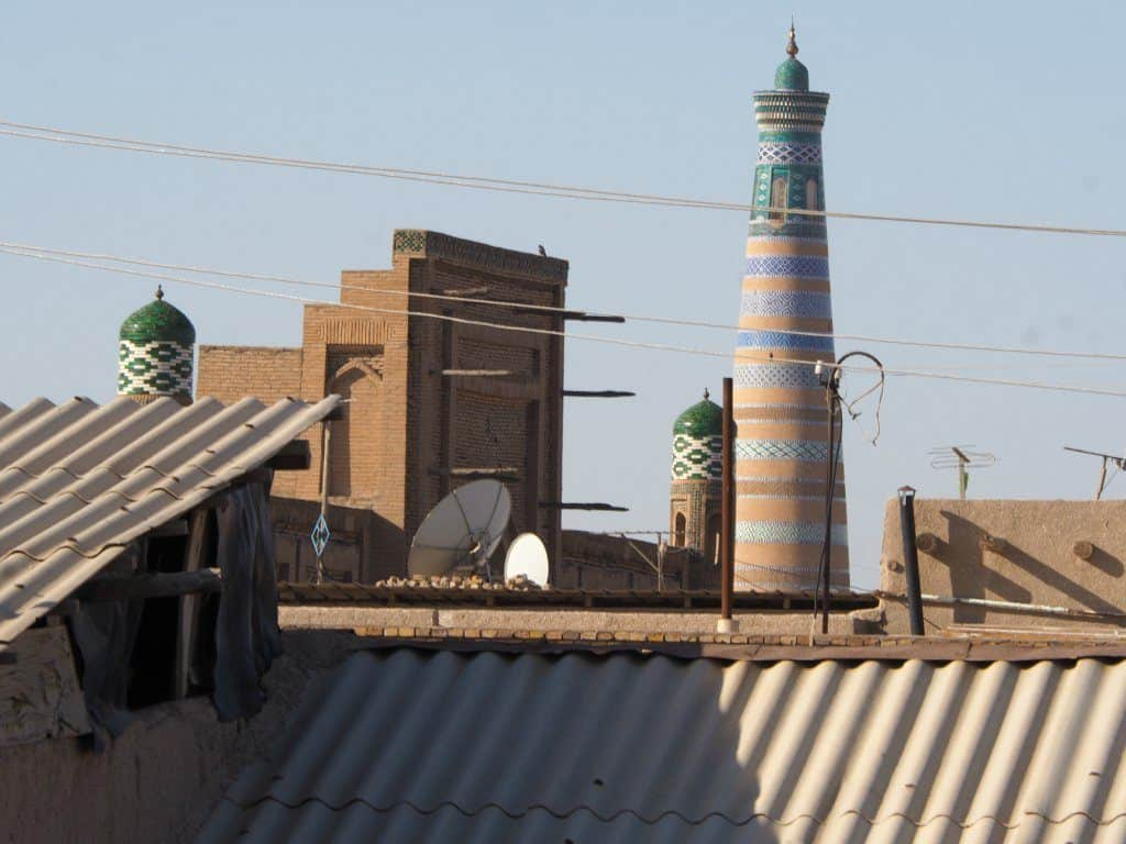 City-Walls-Khiva