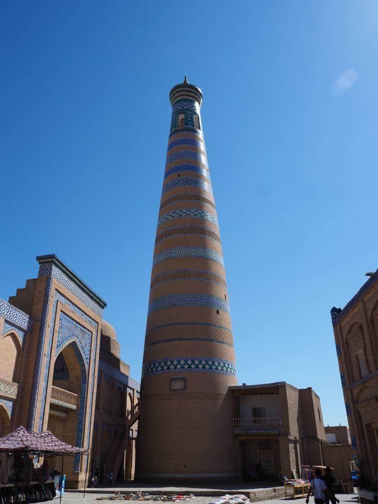 Islam Khodja Minaret Khiva